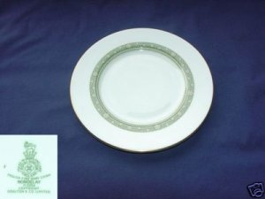 Royal Doulton Rondelay 3 Salad Plates MINT