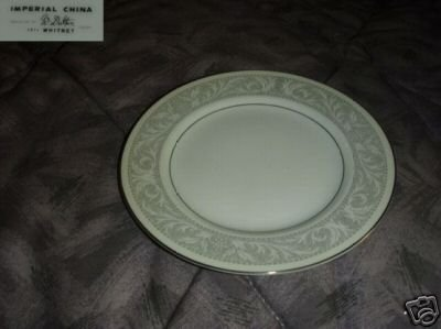 Imperial ( Japan ) Whitney 6 Bread and Butter Plates