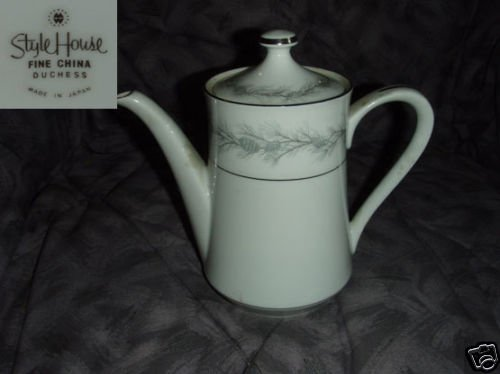 Style House Duchess 1 Coffee Pot with Lid