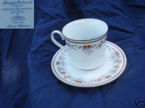 Lenox Russet Blossom's 3 Cup and Saucer Sets