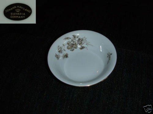 Johann Haviland Twilight 4 Fruit or Dessert Bowls - New