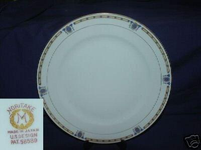 Noritake Beverly 4 Dinner Plates