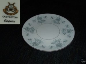 Castleton Caprice 2 Bread and Butter Plates