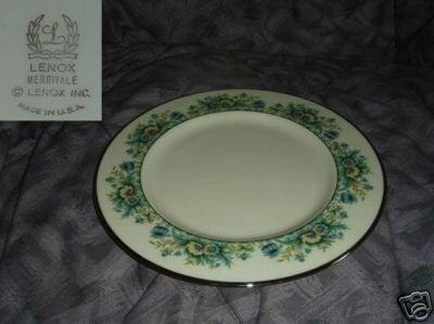 Lenox Merrivale 2 Dinner Plates