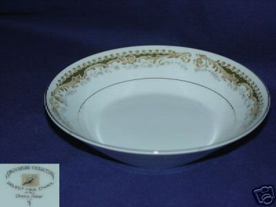 Signature Select Queen Anne 4 Fruit or Dessert Bowls