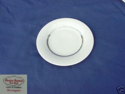 Theodore Haviland NY Davenport 5 Bread Plates - MINT