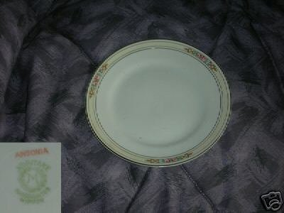 Noritake Ansonia 6 Bread and Butter Plates