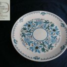 Noritake Blue Moon 4 Dinner Plates