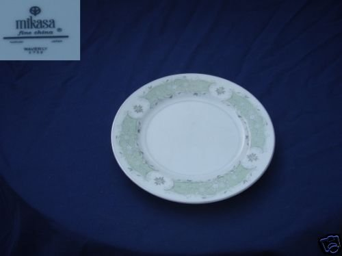 Mikasa Waverly 3 Bread and Butter Plates