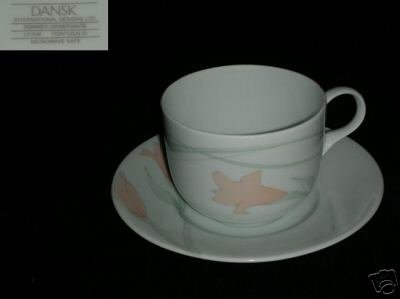 Dansk Sommer 5 Cup and Saucer Sets