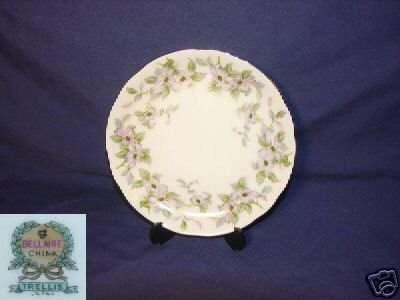 Bellaire Trellis 4 Bread and Butter Plates