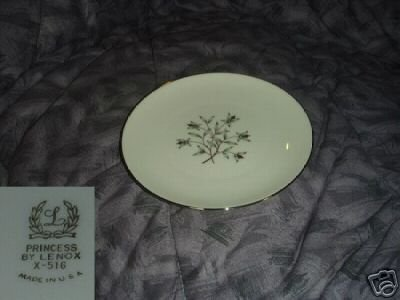 Lenox Princess 4 Salad Plates