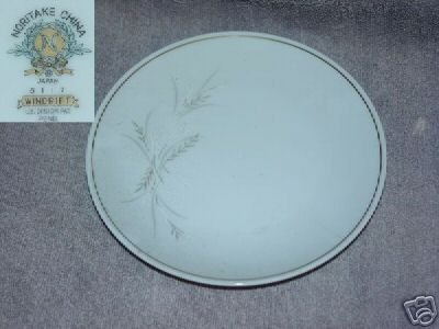 Noritake Windrift 4 Bread and Butter Plates