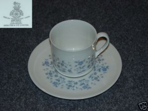 Royal Doulton Galaxy 4 Cup and Saucer Sets