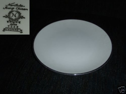 Noritake Ivonne 5 Bread and Butter Plates