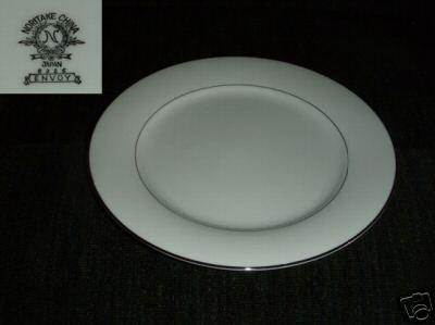 Noritake Envoy 1 Dinner Plate