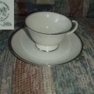 Flintridge Mirador 4 Cup and Saucer Sets
