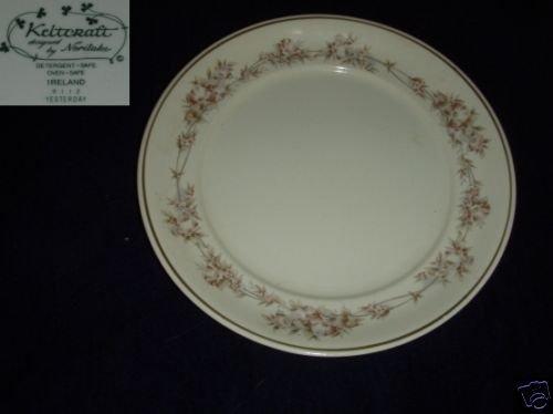 Noritake Yesterday 1 Dinner Plate