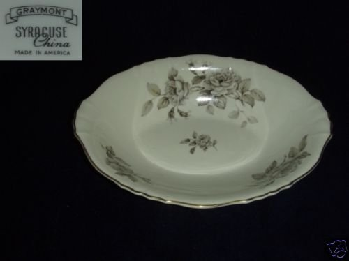 Syracuse Graymont 1 Oval Vegetable Serving Bowl