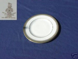 Royal Doulton Clarendon 1 Bread and Butter Plate - MINT