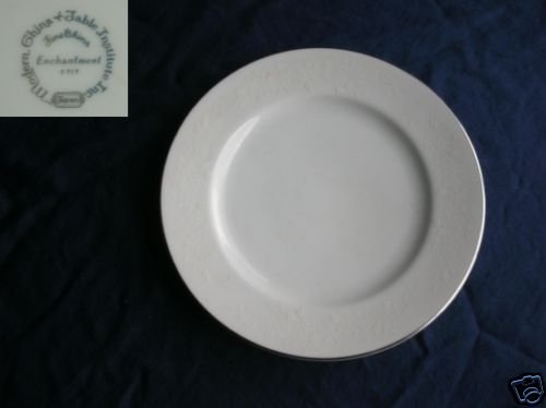 Modern China Enchantment 3 Bread and Butter Plates