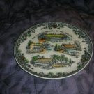 Covered Bridges of New England Collector Plate
