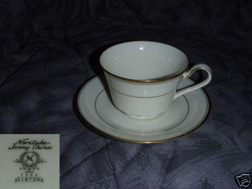 Noritake Linton 1 Cup and Saucer Set