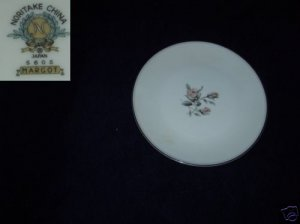 Noritake Margot 5 Bread and Butter Plates
