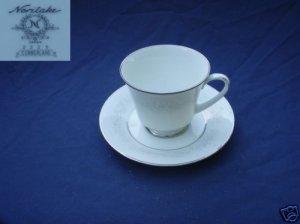 Noritake Cumberland 7 Cup and Saucer Sets