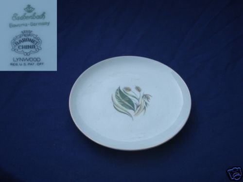 Baronet Lynwood 4 Bread and Butter Plates