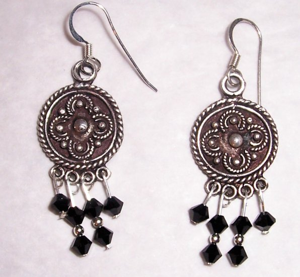 Victorian Style Earrings