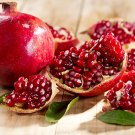 Punica Granatum 25 Seeds, Pomegranate Edible Fruit Shrub Tree Bonsai