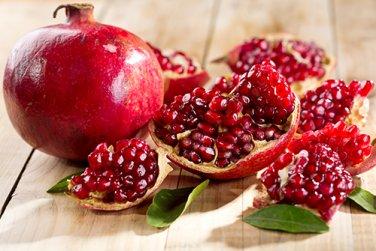 Punica Granatum 25 Seeds, Pomegranate Edible Fruit Shrub Tree Bonsai