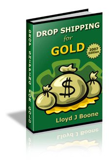 Drop Shipping For Gold + 2007 Wholesale Drop Shipper Directory (Digital Download)