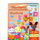 Japan Sanrio Usahana Letter Set with Stickers
