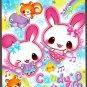Japan Q-Lia Candy Twins Mini Memo Pad