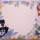 Japan Sanrio Patapatapeppy Owl Postcard 1996 Rare