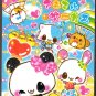 Crux Japan Panda and Friends Mini Memo Pad