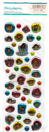 Crux Japan Zodiac Girls Sticker Sheet SALE