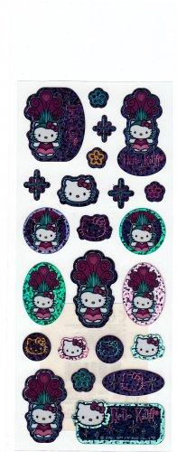 Sanrio Japan Hello Kitty Carnival Sticker Sheet Kawaii