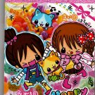 Q-Lia Japan Happy Drop Mini Memo Pad Kawaii