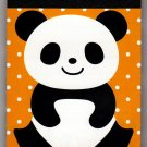 Q-Lia Japan Panda Circus Mini Memo Pad Kawaii