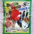 Japan Food's Food Cherry Tomato Charm Zipper Pull Kawaii