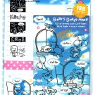 Crux Japan Bear's Sweet Home Letter Set with Stickers Kawaii