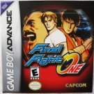 Game Boy Advance Final Fight One Video Game by Capcom