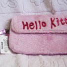 Sanrio Japan Hello Kitty Plush Clutch Handbag New with Tag Kawaii