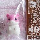 Iwako Japan Hamster Diecut Eraser (Pink) Kawaii
