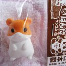 Iwako Japan Hamster Diecut Eraser (Orange) Kawaii