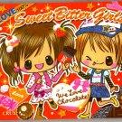 Crux Japan Sweet Bitter Girls Mini Memo Pad Kawaii