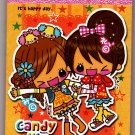 Q-Lia Japan Candy Mix Mini Memo Pad Kawaii